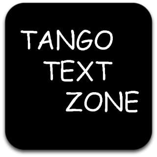 TangoText Tips