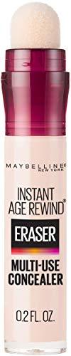 Maybelline Instant Age Rewind Eraser Dark Circles Treatment Multi-Use Concealer, Fair, 0.2 Fl Oz (Pack of 1)