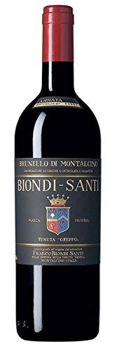 Biondi Santi Brunello di Montalcino Annata Il Greppo 2007