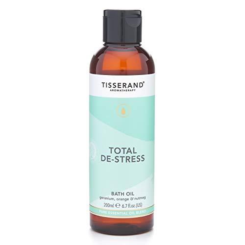 Tisserand Huile de Bain Anti Stress 200 ml