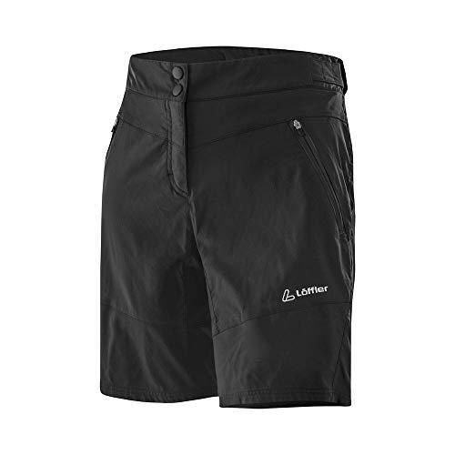 LÖFFLER Bike Shorts Evo Comfort Stretch Light Damen - 23565 - Fahrradhose mit Sitzpolster
