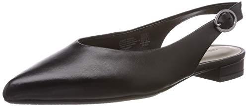 Gerry Weber Shoes Barcelona 01, Bailarinas Mujer, Negro (Schwarz 100), 38.5 EU