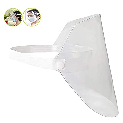Full Face Shield Anti-Saliva