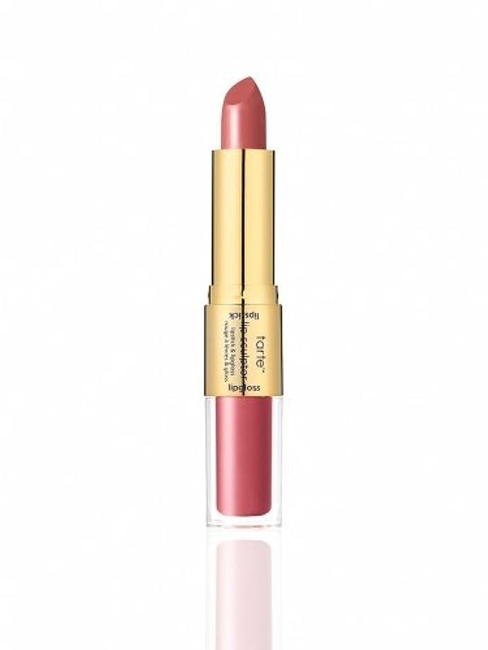 アレイヤギ定数tarte the lip sculptor lipstick & lipgloss (Treat (Dusty Rose))