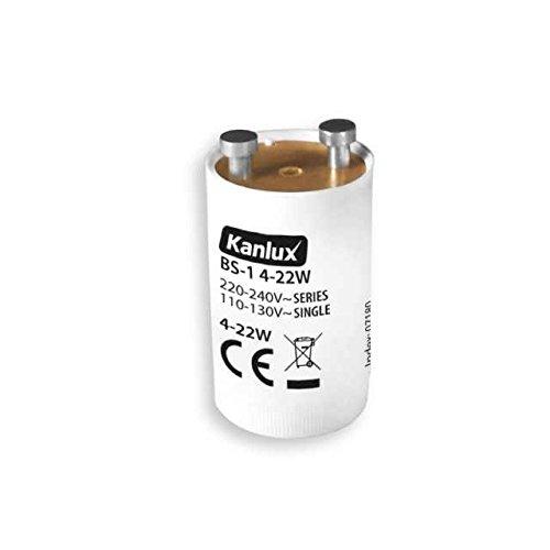 Starter voor TL-lampen Bs-1 4-22W