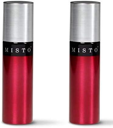 Misto Aluminum Olive Oil Sprayer, Tomato -