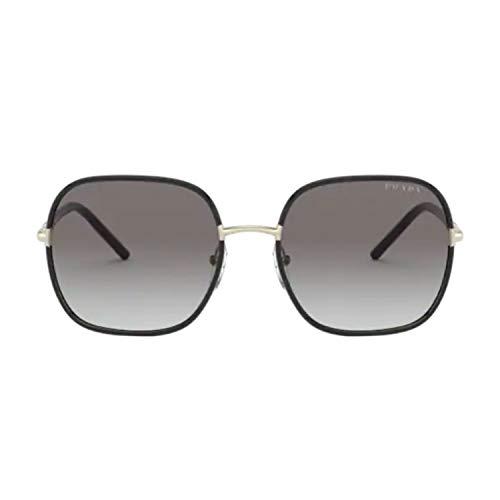Preisvergleich Produktbild Prada Damen 0PR 67XS Sonnenbrille,  Black / Grey Shaded,  55