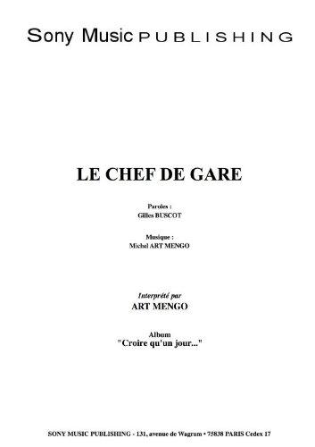LE CHEF DE GARE