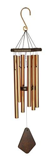 Nature/'s Melody PG14SV 14 pouces premiere grande vent carillon-Argent