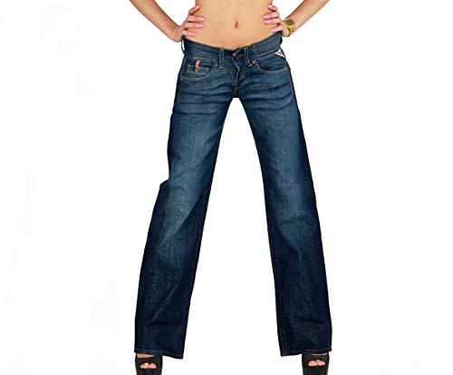 Replay Janice WV580.865. 205 Damen Jeans, 12 OZ Blue Denim W26/L34