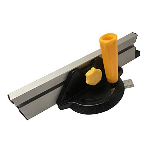 45mm Miter Gauge Gehrungslehre für Tischsäge Holzbearbeitung Bandsäge Tischkreissäge