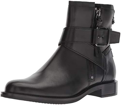 ECCO Women's Shape 25 Buckle Ankle Boot, Black, 42 M EU (11-11.5 US)