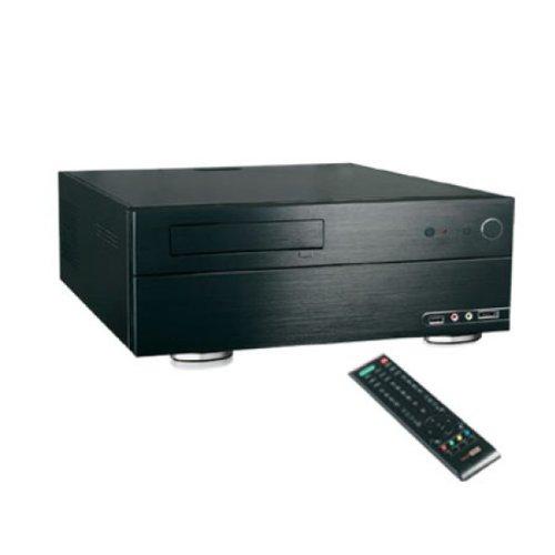 Techsolo TC-380 HTPC Negro Carcasa de Ordenador - Caja de ...