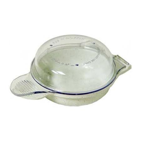Nordicware Microwave Egg N' Muffin Breakfast Pan by Nordicware