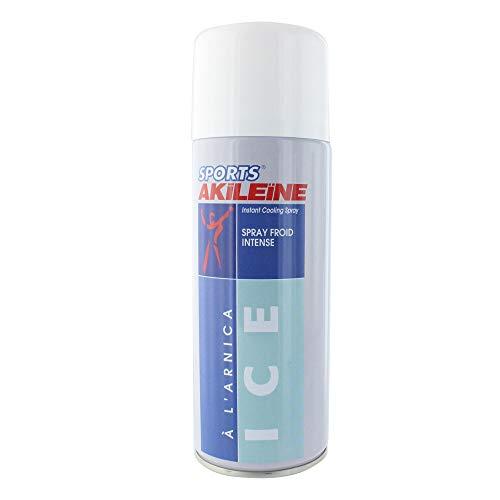 Akileïne Sports Ice Spray Froid Intense 400 ml