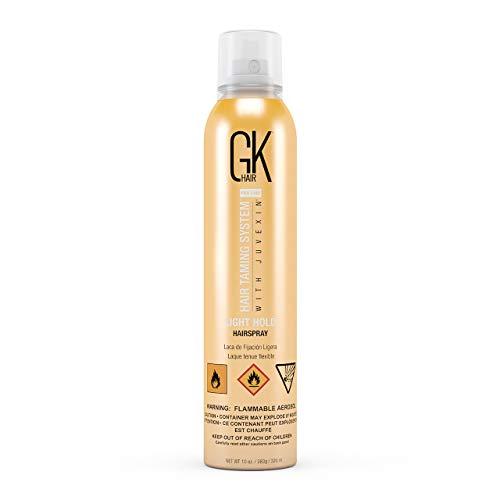 Global Keratin Pro Line Light Hold Hairspray 320 ml
