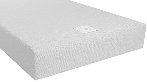 Signature Sleep Memoir Plus 4ft (120 x 190cm) Small Double Reflex Foam and Memory Foam Top Mattress - 10' Depth