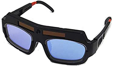 ZHQHYQHHX Caretas para soldar PC 1 Laboratorio Gafas Protectoras tir/ón Gafas de Seguridad Protecci/ón de la m/áscara de los vidrios de Soldadura for Soldador el/éctrico