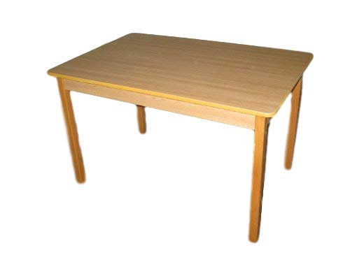 Kunibert Multistore 2002 Table à quatre pieds 120 x 80 cm
