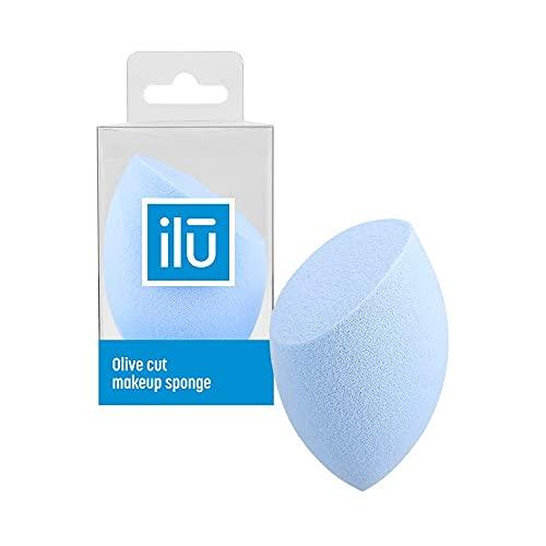 T4B ILU Eponge à Maquillage Maquillage Professionnel, 1 Pièce (Bleu)