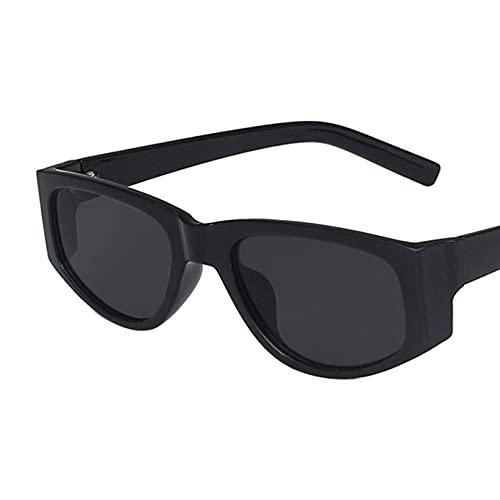 SXRAI Gafas de Sol para Mujer Gafas de Sol cuadradas para Mujer Gafas de Sol al Aire Libre Uv400,C5