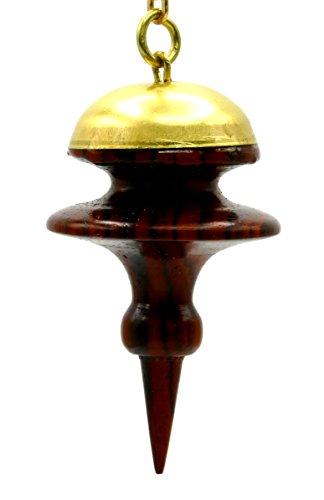Pendule Tibétain (pendule divinatoire - radiesthésie) Livraison Gratuite