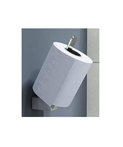 doporro Design Toilettenpapierhalter MMA706 Toilettenrollenhalter WC-Rollenhalter Klorollenhalter WC Rollenspender Toilettenpapierhalter