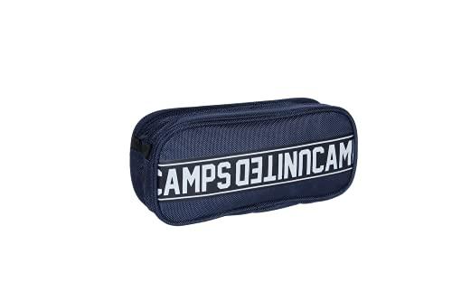 CAMPS TECH - Estuche rectangular doble compartimento