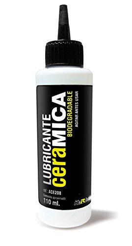 BOMPAR lubricante cerámica ACE208, 110ml, Unisex Adulto, Blanco, 110 ml