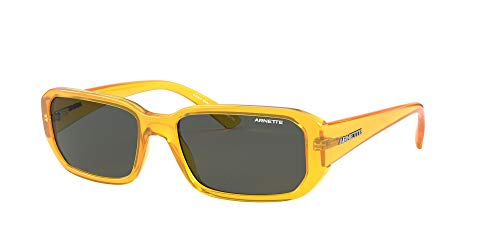 Arnette Herren 0AN4265 Sonnenbrille, Yellow/Grey, 55