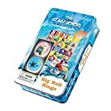 The Smurfs Big Roll Bingo Game Tin by Pressman