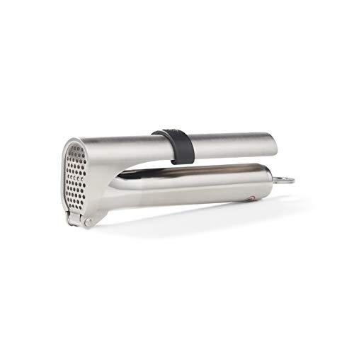 Rösle Stainless Steel Mincing Garlic Press, Premium