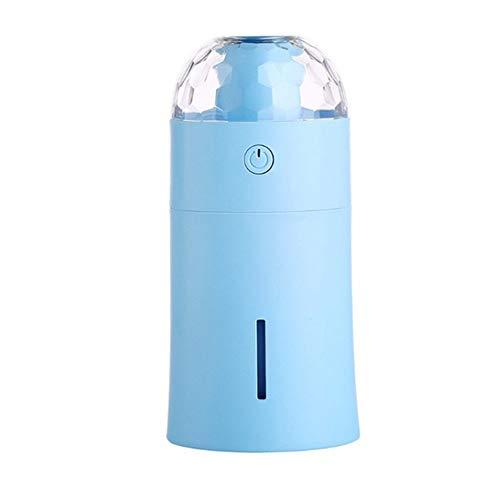 DZFDZ Luz Nocturna USB Mini humidificador Máquina de aromaterapia humidificador Fragancia difusión...