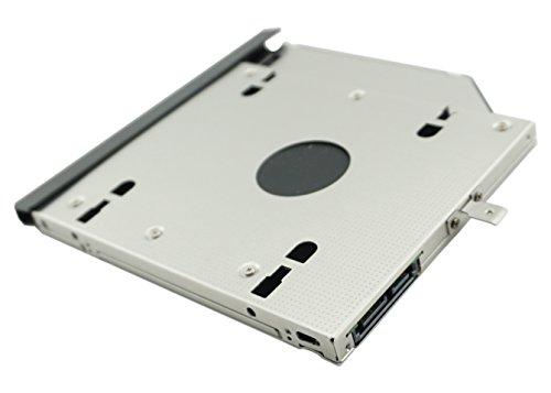 Disco duro de Nimitz 2nd SSD disco duro Caddy para Lenovo ThinkPad ThinkPad e570C E570E575con placa/soporte