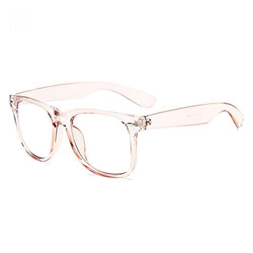 Gafas antiradiación Anti-Blue Light Glasses Filtros de luz azul Gafas planas Seguridad Protección ocular Aliviar la fatiga ocular, la sequedad Visión y Comfortable-color1