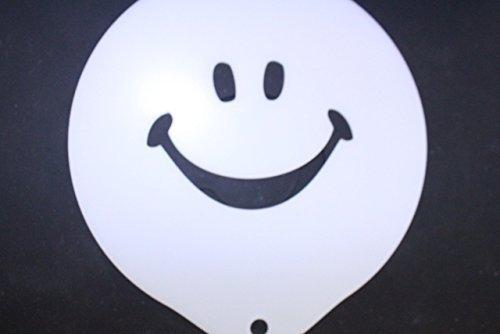 Cappuccino Schablone–Smiley