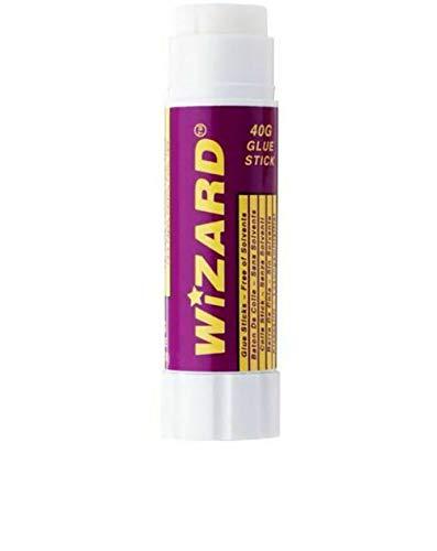 UTP Wizard Klebestift, lösungsmittelfrei, ungiftig, groß, 40 g