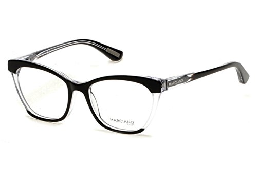 anteojos Guess by Marciano GM 287 mm 0287 003 negro/cristal