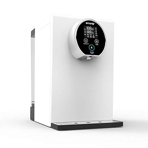 smardy blue xiva Sistema ad Osmosi Inversa portatile - 4 livelli di temperatura - Acqua potabile senza calce