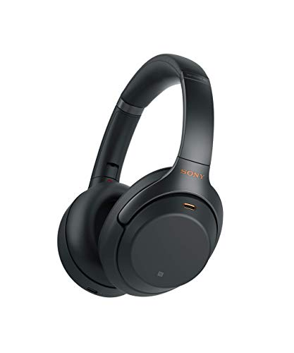Sony WH-1000XM3 Wireless Noise Cancelling Stereo Headset (International Version/Seller Warrant) (Black) (Renewed)