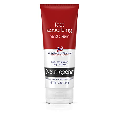 Neutrogena Norwegian Formula Fast Absorbing Hand Cream, 3 Ounce