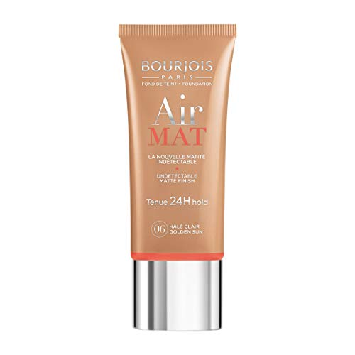 Bourjois Air Mat Fdt Base de Maquillaje Tono 06 Light tan - 50 gr.