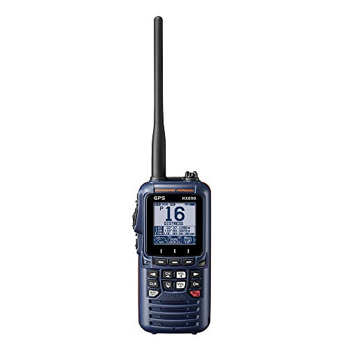 STANDARD HORIZON HX890NB Marine Two Way Radios, Small
