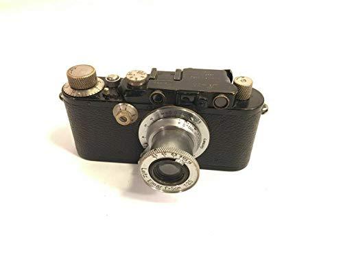 Leica III 3 for Vintage Camera with 5cm Leitz Elmar Screw Mount Lens