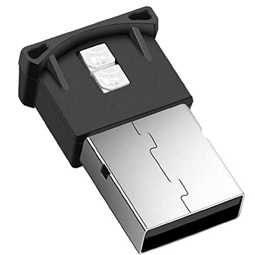 XIAN Mini USB LED RGB Ambiente Luz Ambiente Lámpara de Noche Inteligente para Decoración del Hogar Fotosensible Se enciende automáticamente la atmósfera Lámpara de Noche Inteligente
