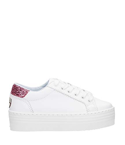 Chiara Ferragni Sneakers Con Logo Bambino Kids Girl Mod. CFB041 28