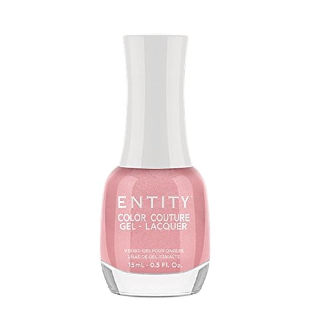 引退した強風達成Entity Color Couture Gel-Lacquer - Blushing Bloomers - 15 ml/0.5 oz