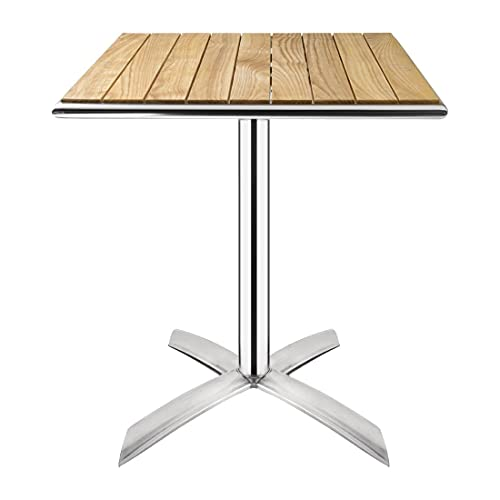 Bolero quadratischer Bistortisch, Holz, 730x 600x 600mm, Esszimmer, Terrasse, Bar