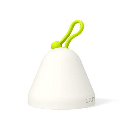 JIAWEI nachtlampje voor kinderen - dimbaar USB Touch Table Light helderheid A 4 niveaus Elektronische instelling van het scherm - weergave van de luchtvochtigheid