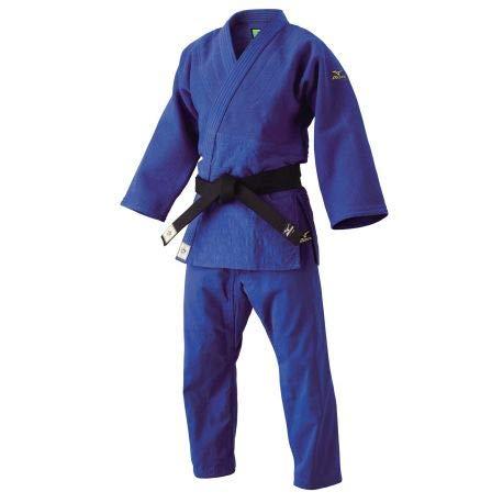 MIZUNO - Judogi Yusho Kimono Judo5A5127 Ijf 2015, Color Azul, Talla 200